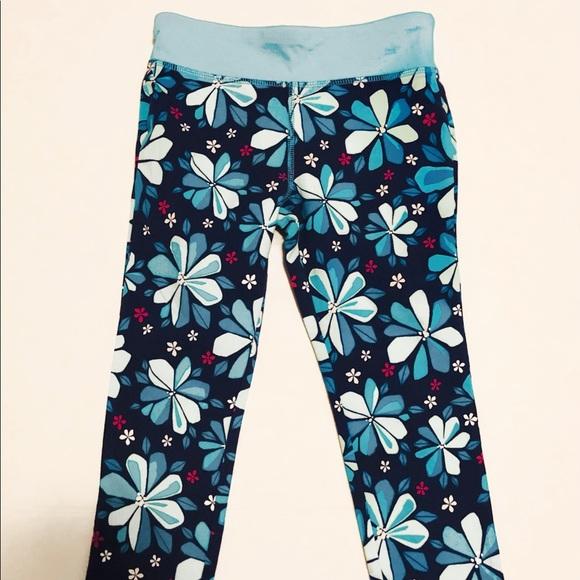 916bb404e3cb0 Gymboree Bottoms | Girls Capri Length Floral Leggings | Poshmark